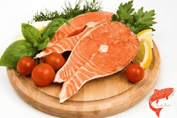 ماهی سالمون تازه نروژی اصل
